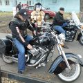 Moscow Harley Party — Закрытие сезона 2009